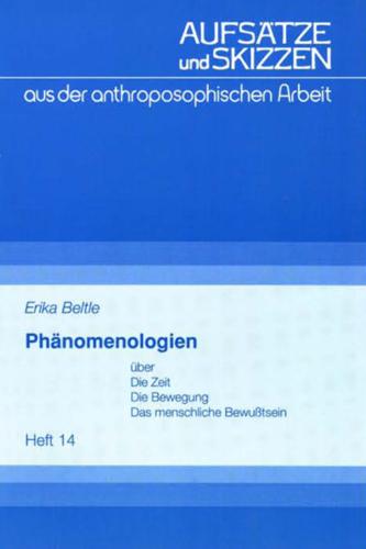 phaenomenologie