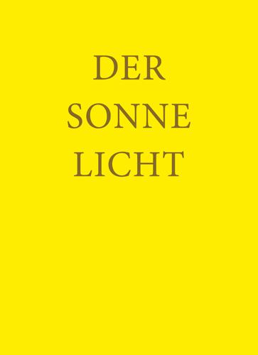 der-sonne-licht