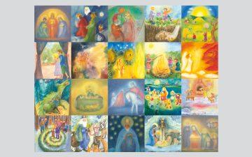 jahresfeste-kunstkarten-set